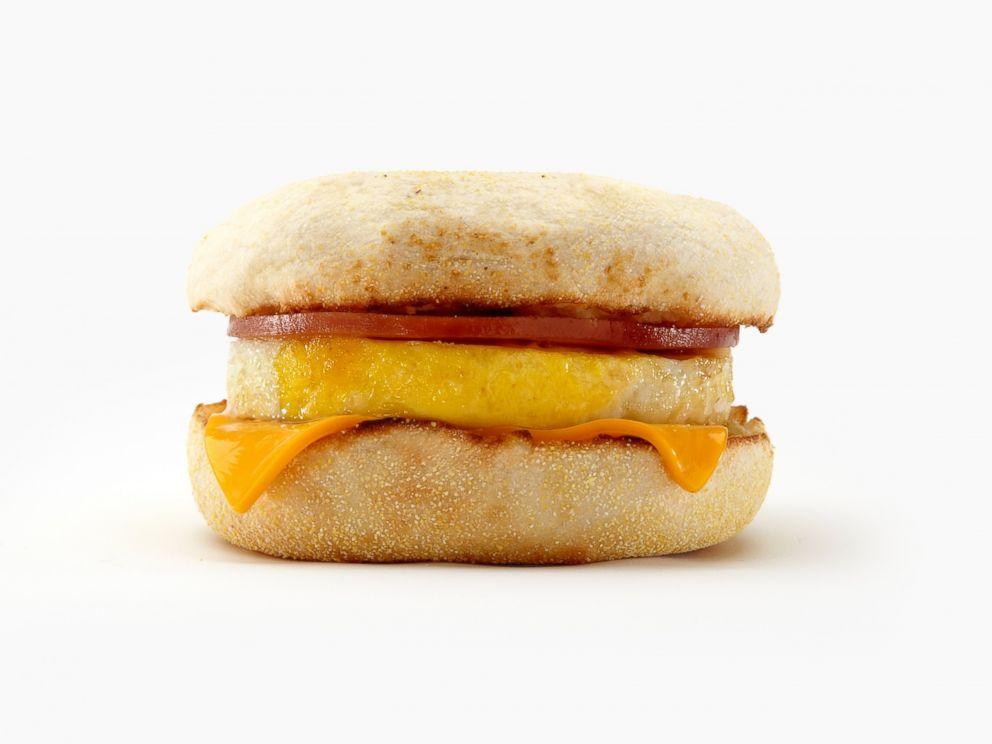 PHOTO: McDonalds Egg McMuffin