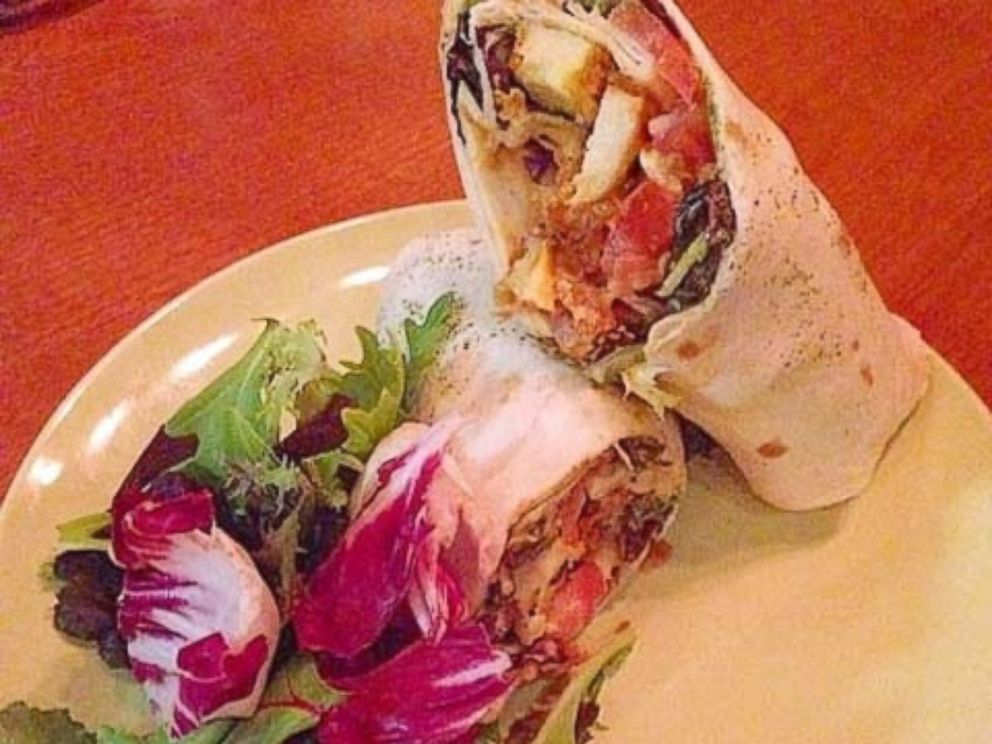 PHOTO: Seasoned Vegans Crawfish PoBoy Wraps