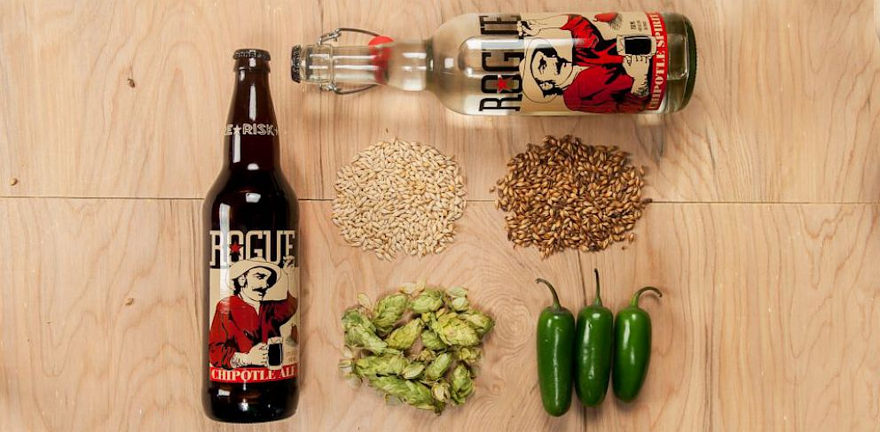 PHOTO: Craft brews are taking inspiration from the garden, orchard, spice cupboard and even the sea.