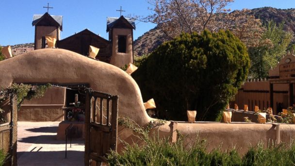 PHOTO: El Santuario de Chimayo