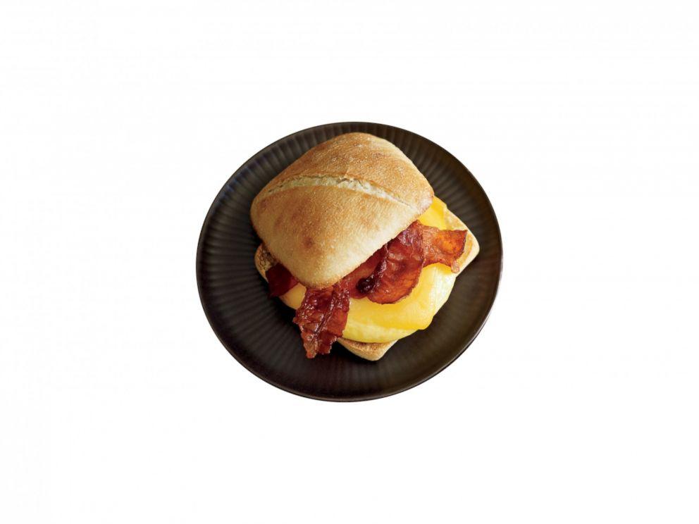 PHOTO: Starbucks Bacon & Gouda Artisan Breakfast Sandwich