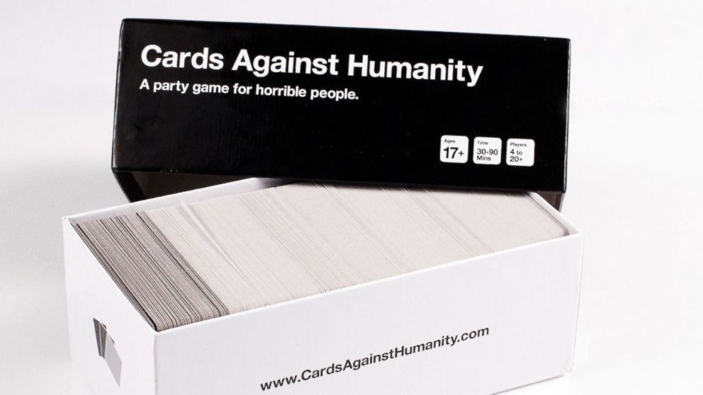 Cards Against Humanity One Of The Top Requested Wedding Gifts On
