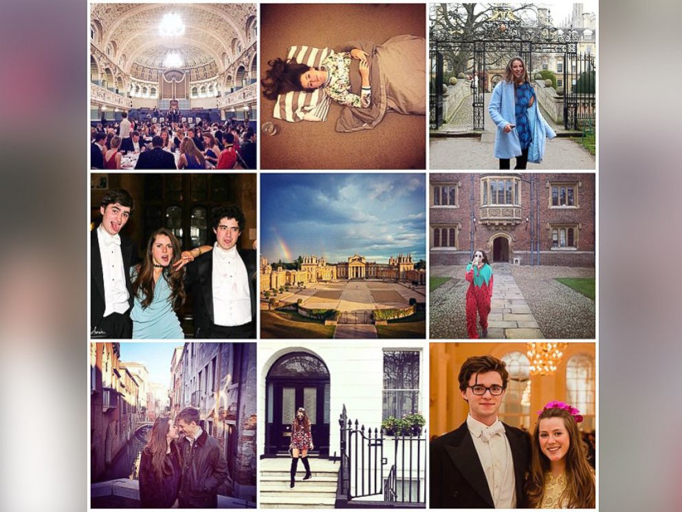 PHOTO: In the life of Caroline Calloway, an American student at Cambridge University.