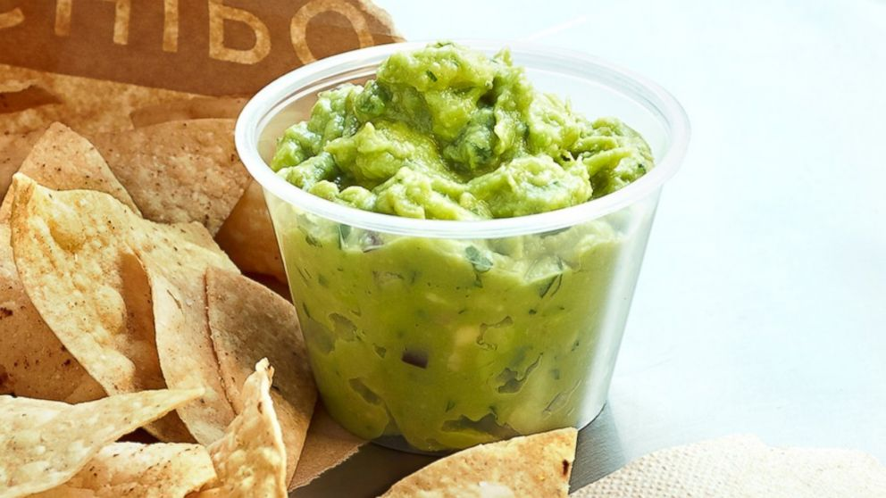 Image result for guacamole chipotle