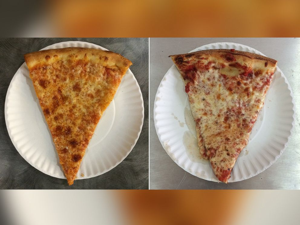 Why This Guy Is Meticulously Rating Every $1 Pizza Slice