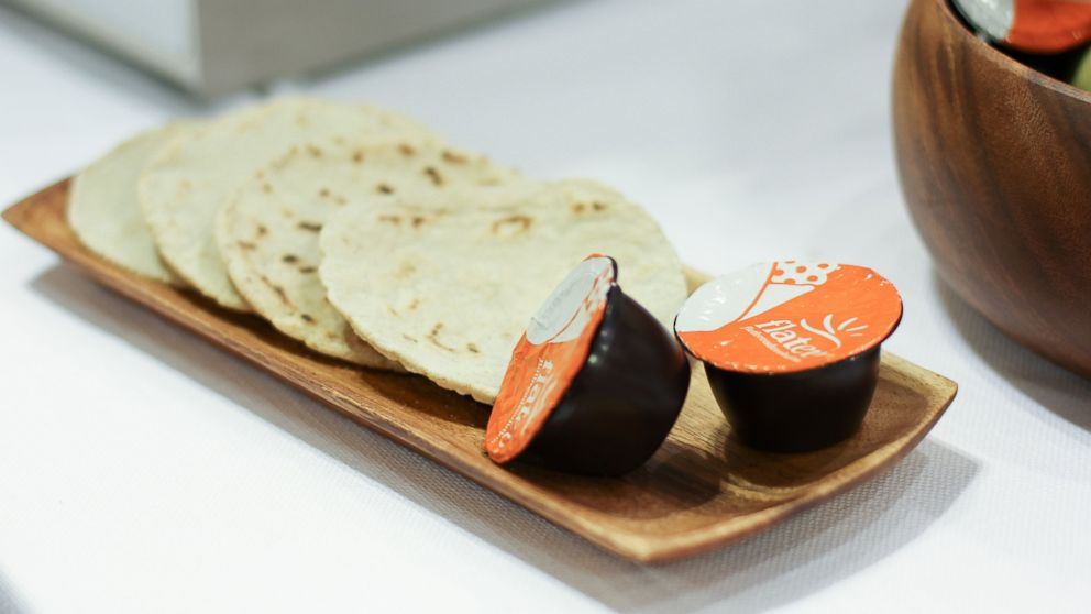 Flatev dough pods seek to do for flatbread tortillas what Keurig and Nespresso did for coffee.