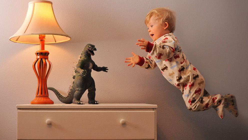 Wil takes on Godzilla.