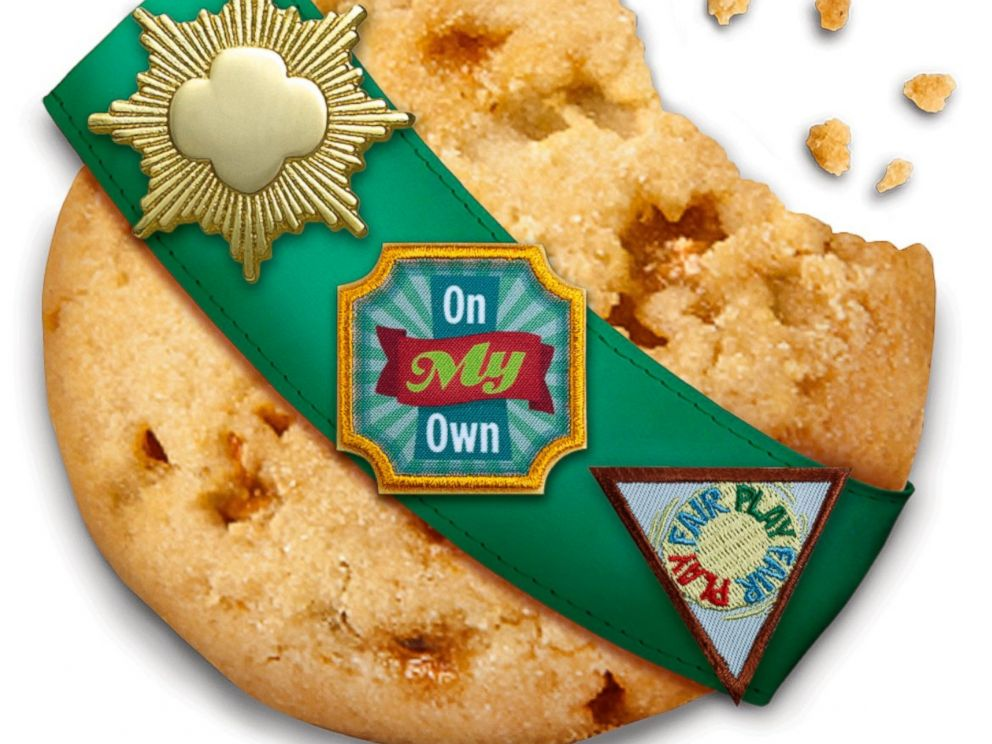 girl scouts add 3 new cookies to iconic lineup   abc news