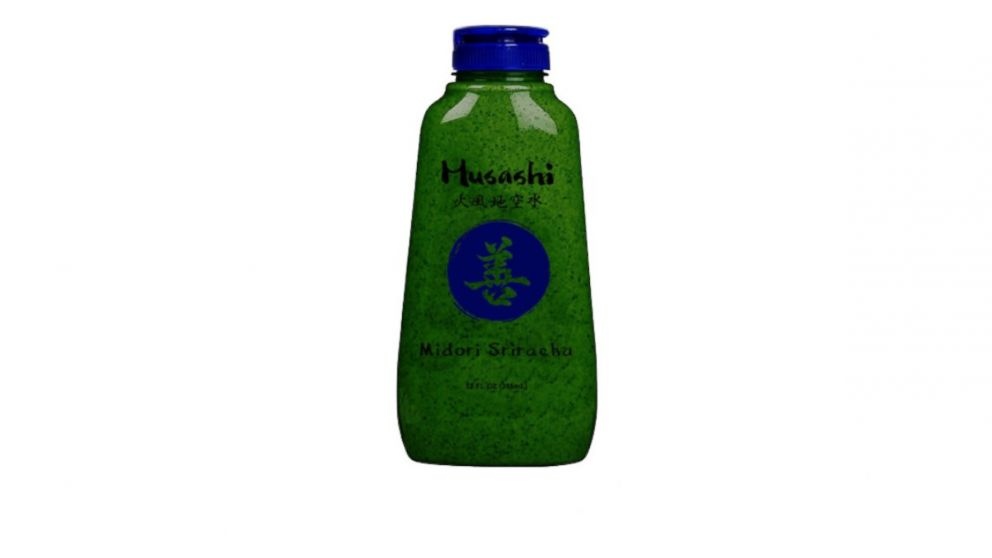 New green sriracha may give the popular red sauce a run for its money.