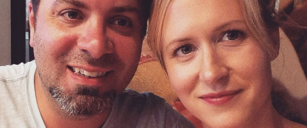 PHOTO: Jessica Baker says she and her husband received a $75 bill after missing a relatives wedding.