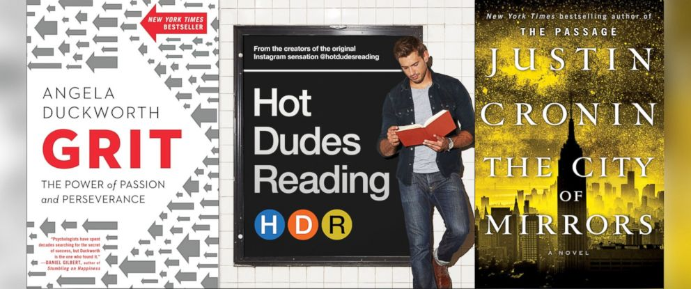 "PHOTO: ""Good Morning America"" asked the dudes of ""Hot Dudes Reading"" for the summer book picks."