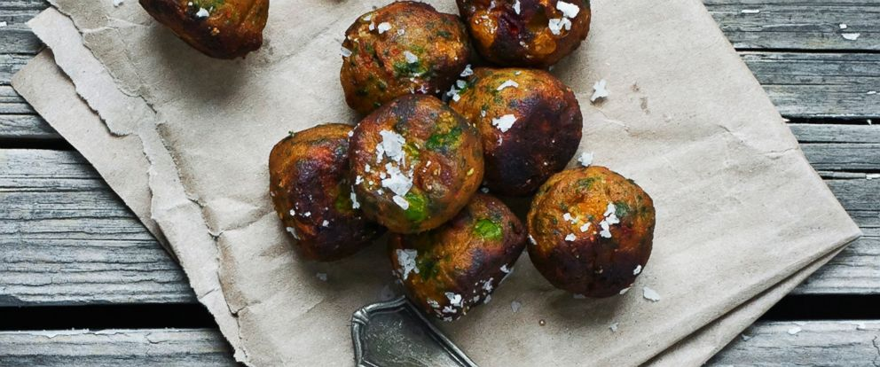 PHOTO: IKEAs new vegetable balls are vegan and dairy-and-gluten free.