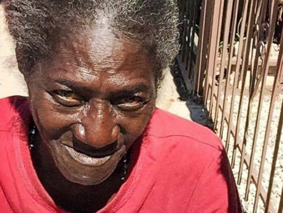 PHOTO: Irene Smokie McGee, seen here in an undated handout photo, has been homeless for 10 years.