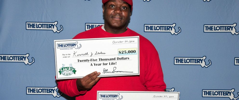 Man Doubles His Luck to Win Same Lottery Twice - ABC News