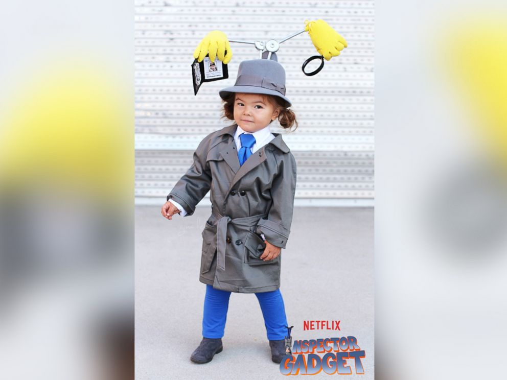 PHOTO Meet Willow the worlds cutest 3-year-old costume wearer.  sc 1 st  ABC News & Meet Willow the Worldu0027s Cutest Halloween Costume-Wearer - ABC News