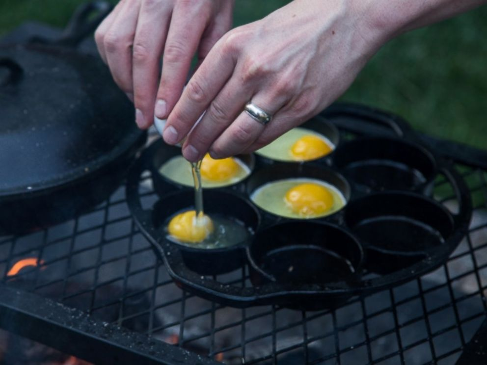 PHOTO: Lodge drop biscuit pans can be used for so much more than just biscuits.