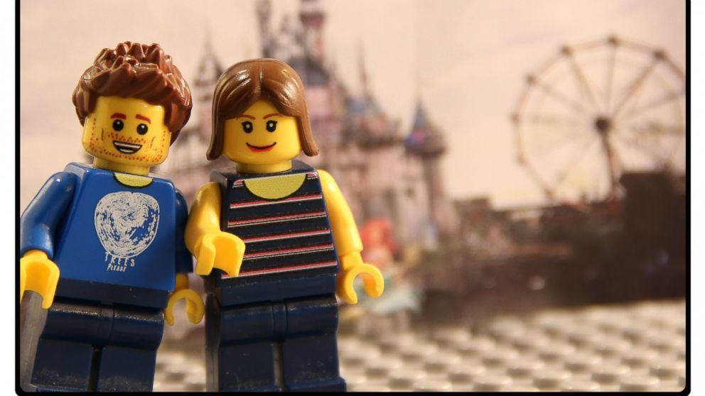 Man S Lego Movie Marriage Proposal Will Leave You In Plastic Pieces Abc News