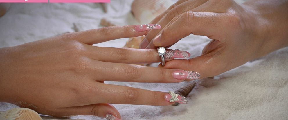 Photo An Upscale Nail Salon In Orange County Calif Recently Created A