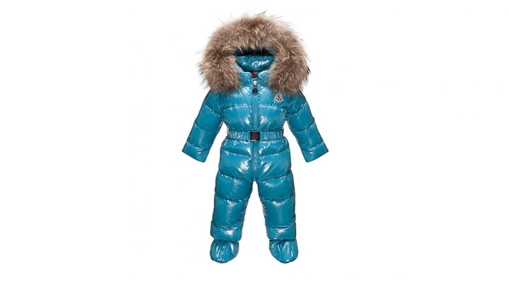 f13a88fbb Luxe Baby Snowsuits