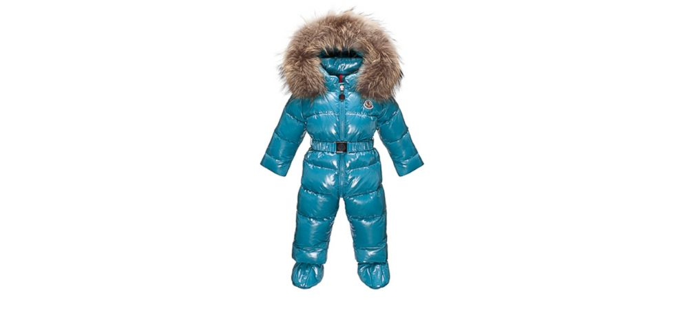 2cb64f452 Luxe Baby Snowsuits, Puffers and Plush Gear - ABC News