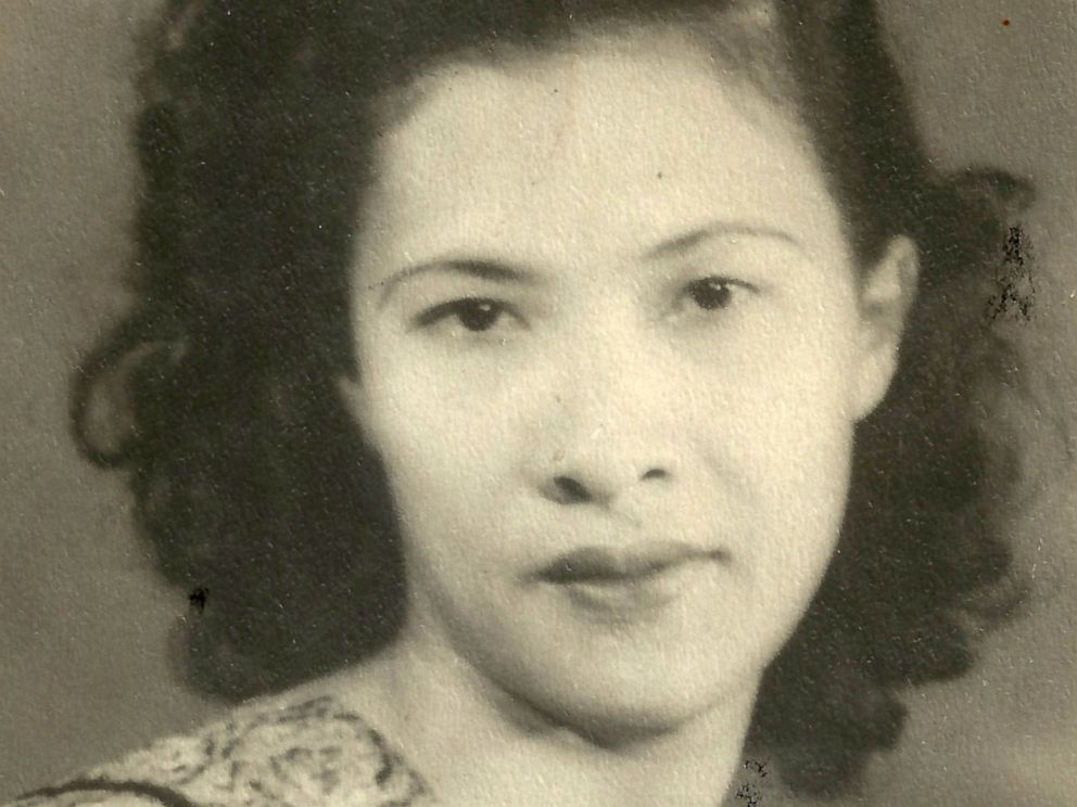 PHOTO: Paula Williams Madisons mother Nell Vera Lowe was half Jamaican, half Chinese.