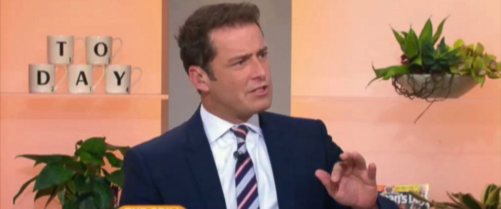 PHOTO: Karl Stefanovic wore the same suit on Australian TV for a full year, and not a single audience member noticed.