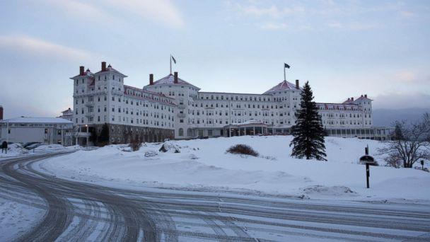 PHOTO: Omni Mount Washington Resort; White Mountains, New Hampshire.