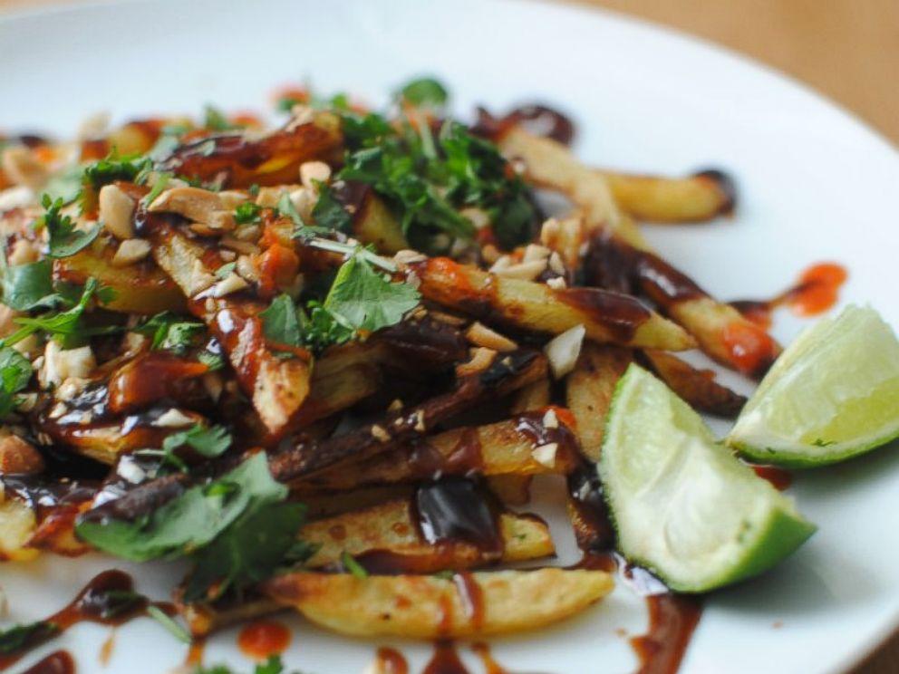 PHOTO: Pad Thai French Fries.