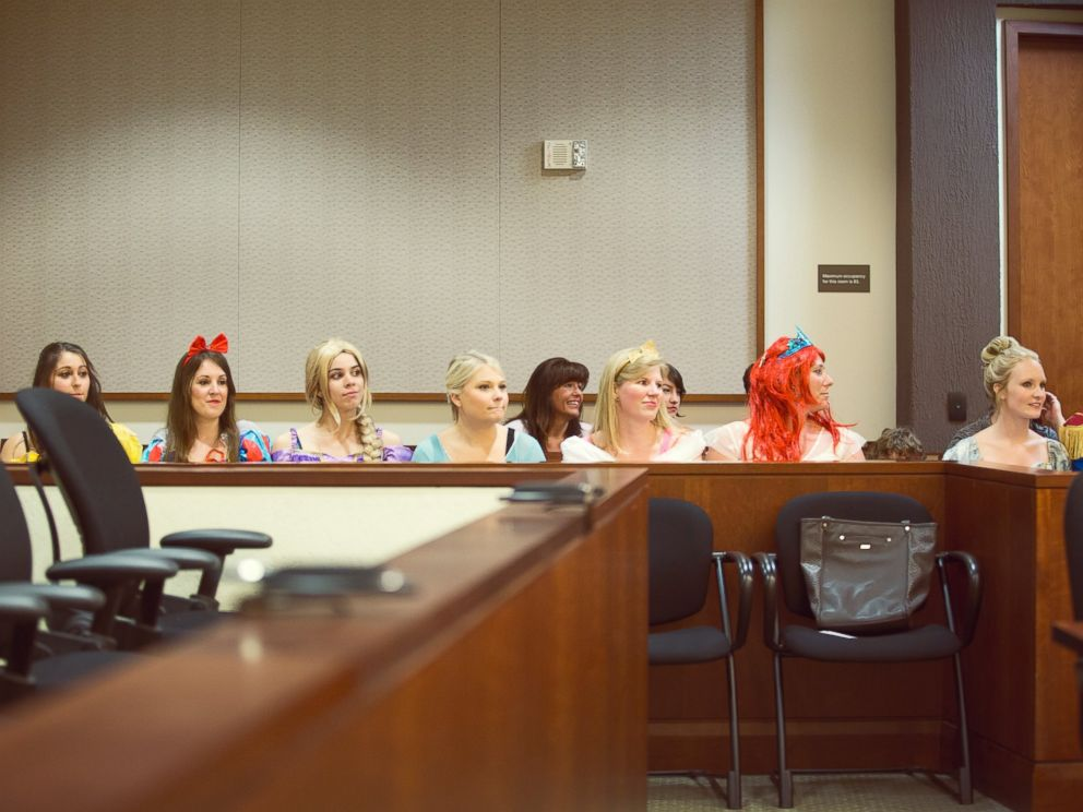 PHOTO: Girls Adoption Gets Magical Touch With Disney Princesses