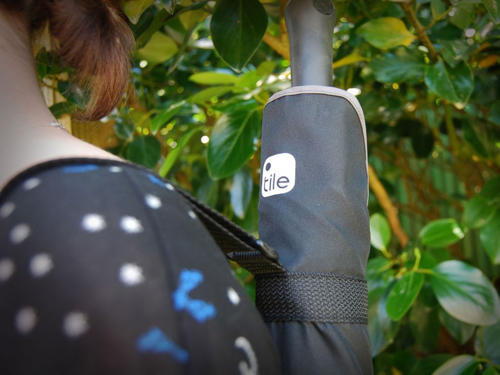 PHOTO: In addition to its smart features, the Blunt + Tile umbrella is compact and can withstand winds exceeding 50 mph.