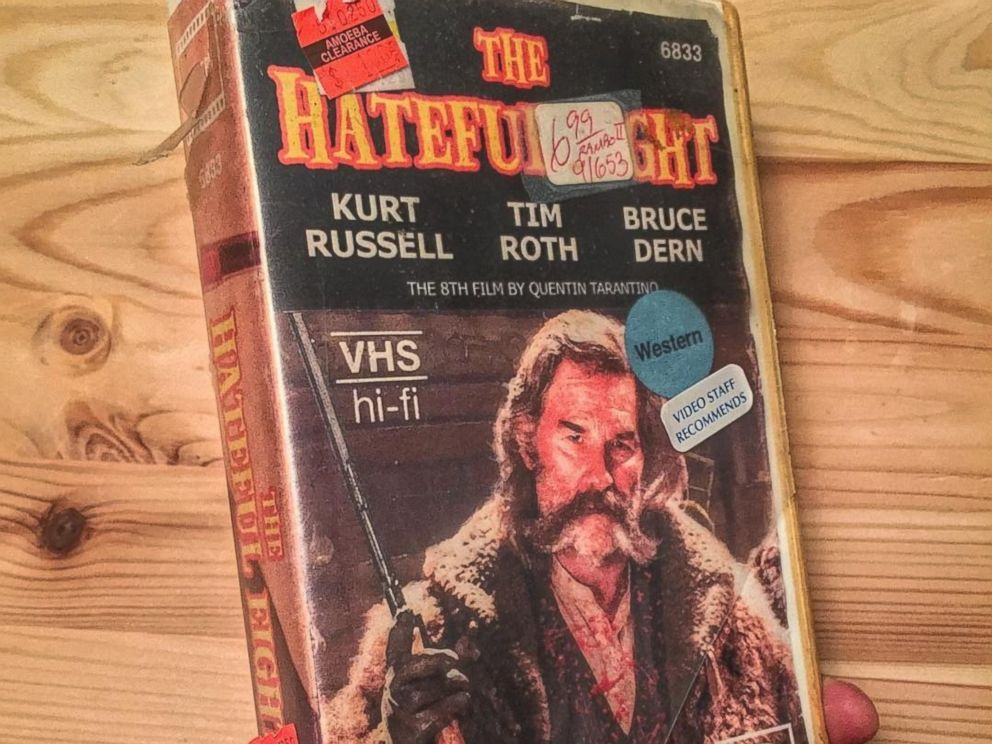 This Dude Creates Old-School VHS Covers for New Movies, TV