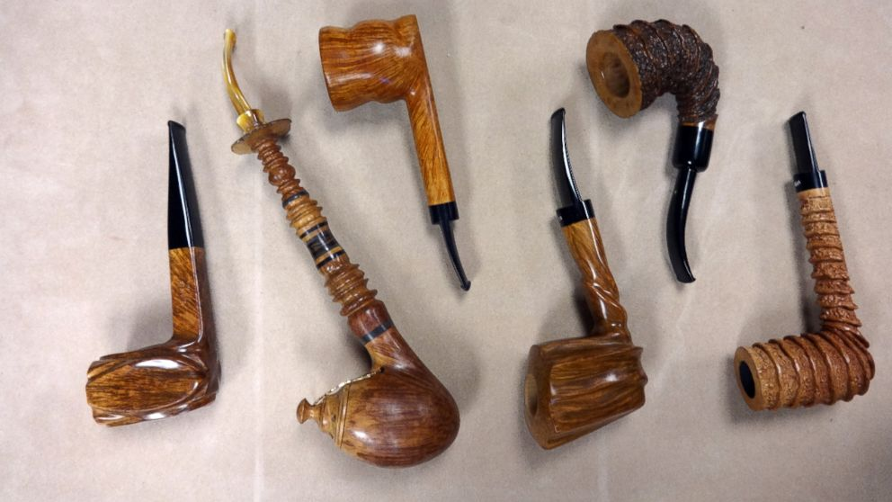 Pipe Smoking Rises From Ashes to Be Hip - ABC News