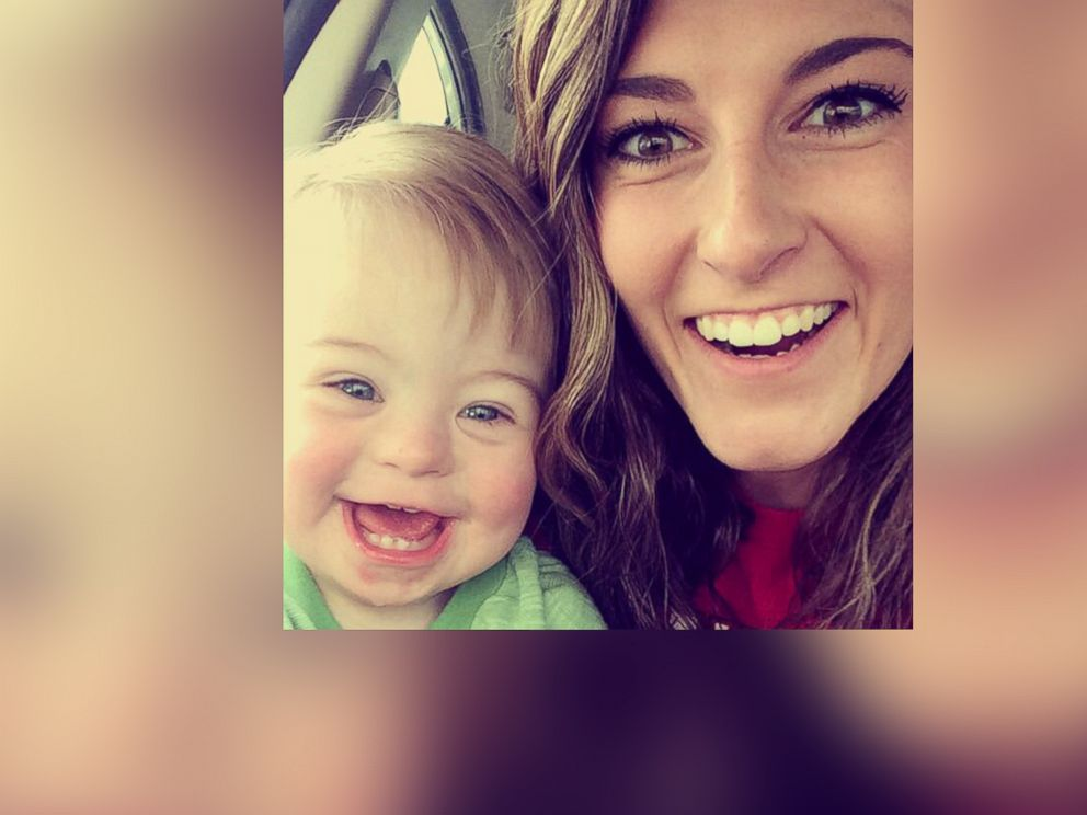 PHOTO: Hannah Marlin of Helena, Ala. is pictured alongside her son John David, 2, in an undated image.