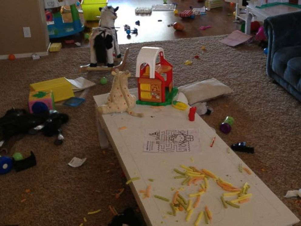 This Mom Threw Out Her Kids Toys And Got Her Life Back