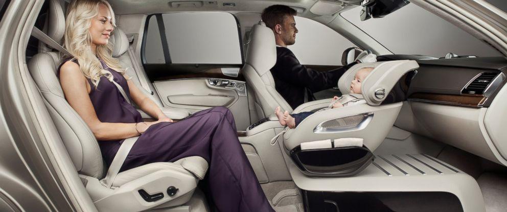 New Car Seat Concept Blows Parents Minds Abc News