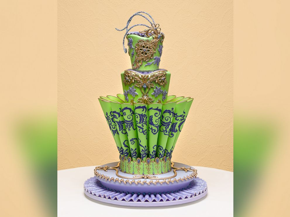 wedding cake contest see the winners of the national wedding cake competition 22227
