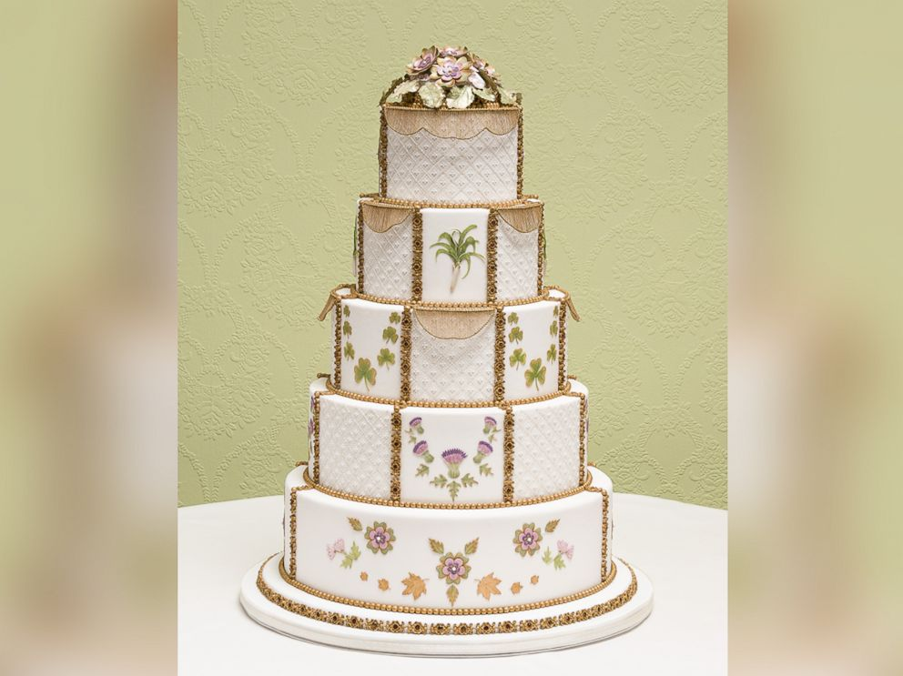 See the Winners of the National Wedding Cake Competition - ABC News