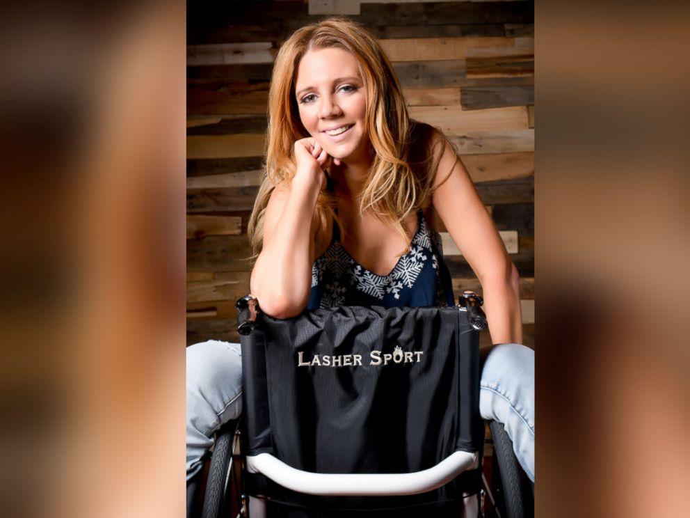 Paralyzed girl having sex
