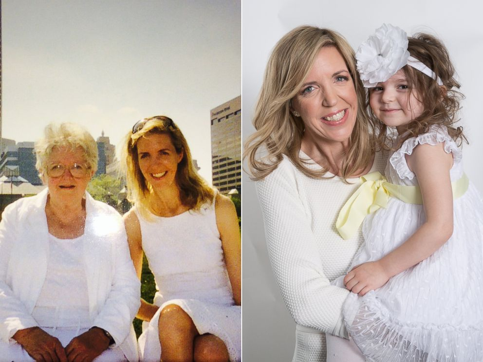 PHOTO: In her book, White Dresses, Mary Pflum Peterson, a producer at Good Morning America, chronicles the story of three generations of women in her family and the white dresses they wore on significant days in their lives.