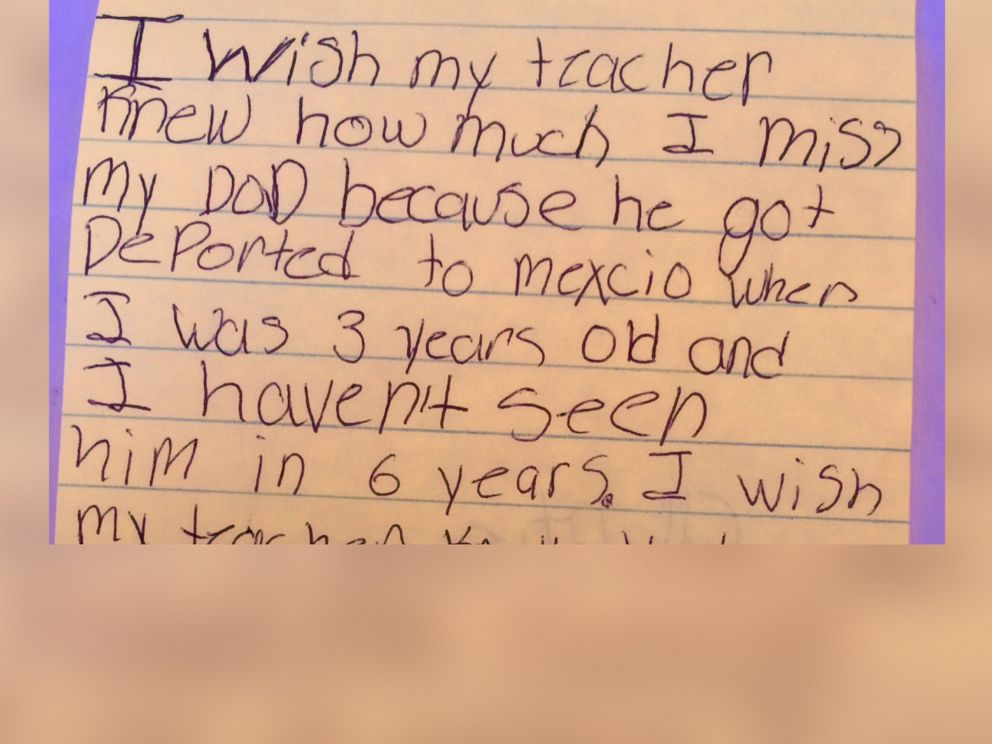 Down With Homework Teachers Viral Note >> Colorado Teacher Shares Heartbreaking Notes From Third