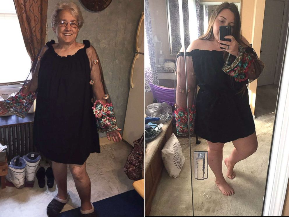 Grandma And Granddaughter Will Rock Same Dress To Family Wedding