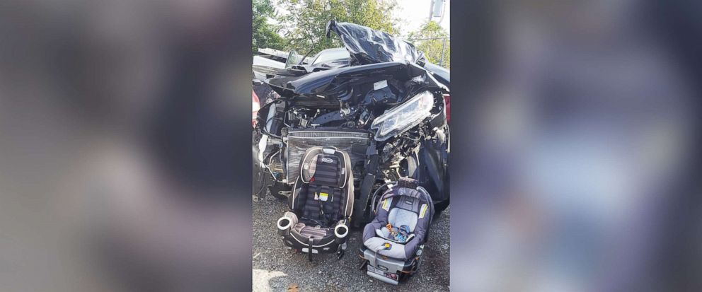 Mom\'s viral post of horrific car accident reminds parents of ...