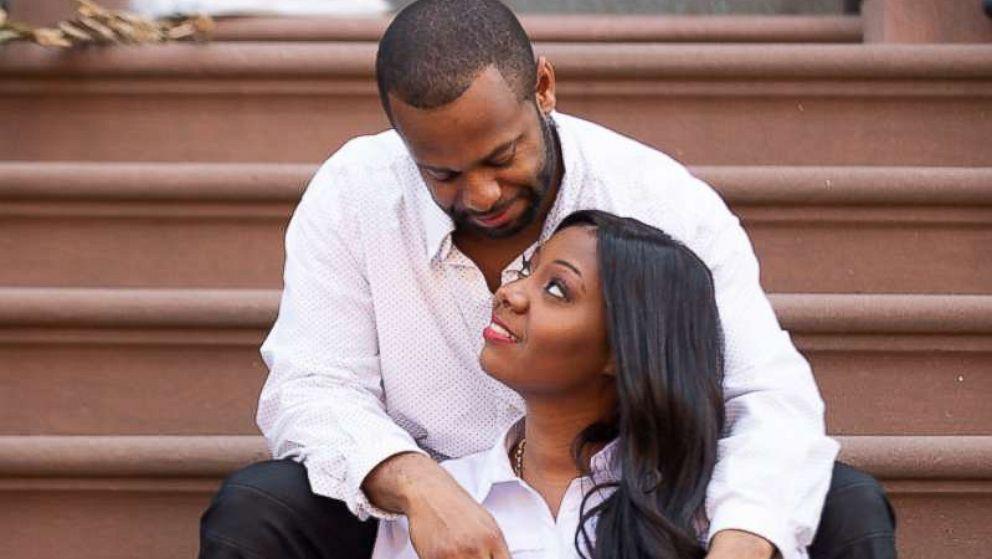 Another recent photo of her Jennifer Ogunsola with her boyfriend.