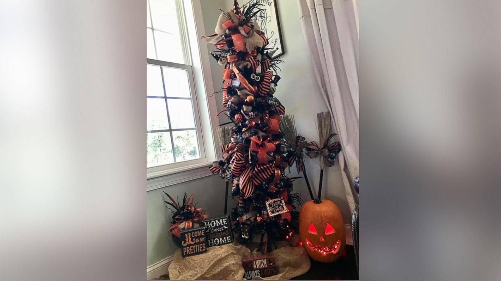 Are Halloween Trees A Thing Retailers Report Record Spooky Tree