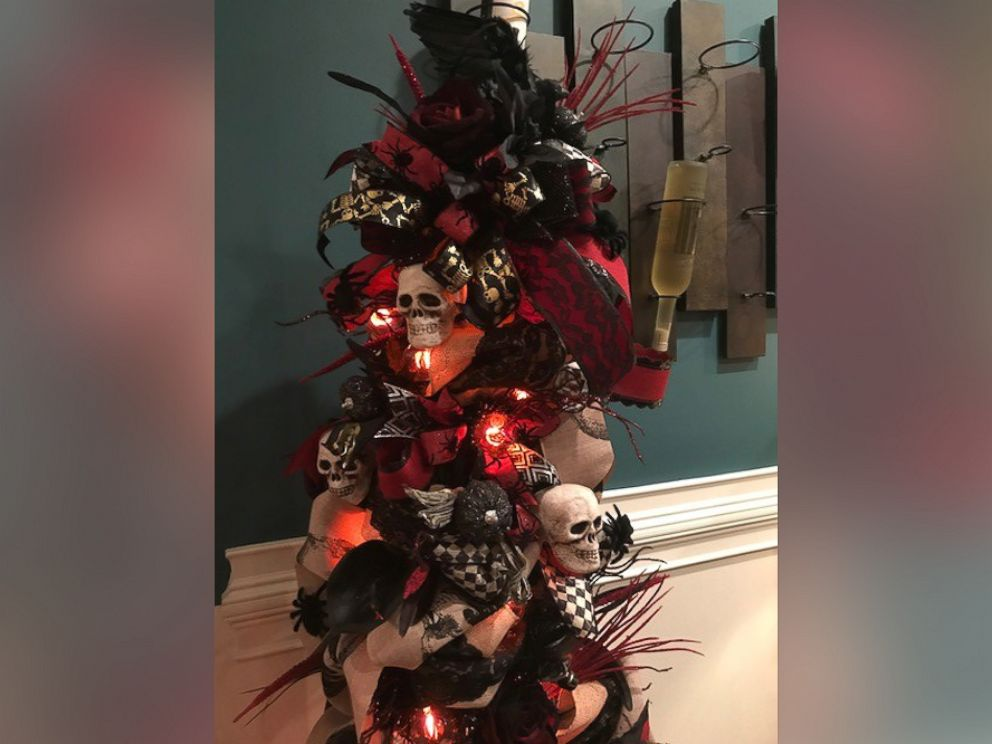 Are Halloween trees a thing? Retailers report record spooky tree ...