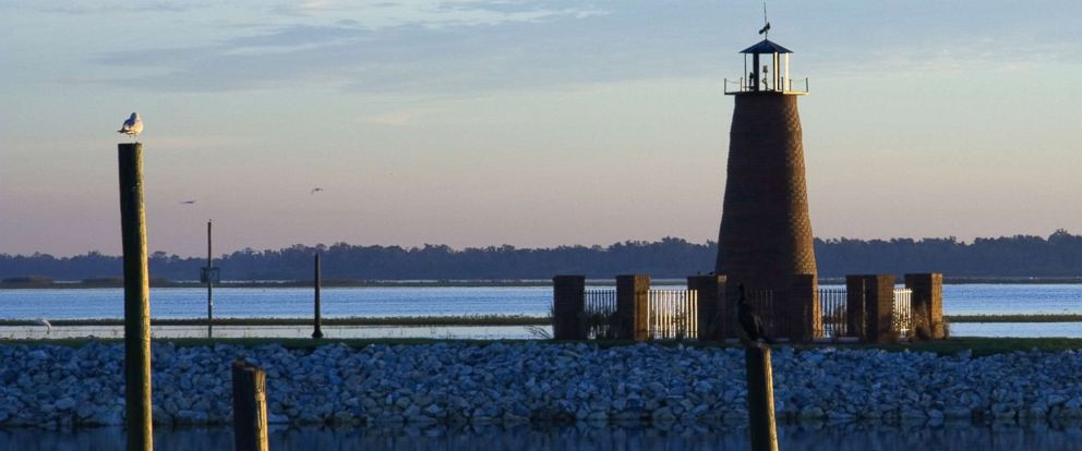 PHOTO: Lake Tohopekaliga and a lighthouse are shown in the early morning in an undated stock photo.