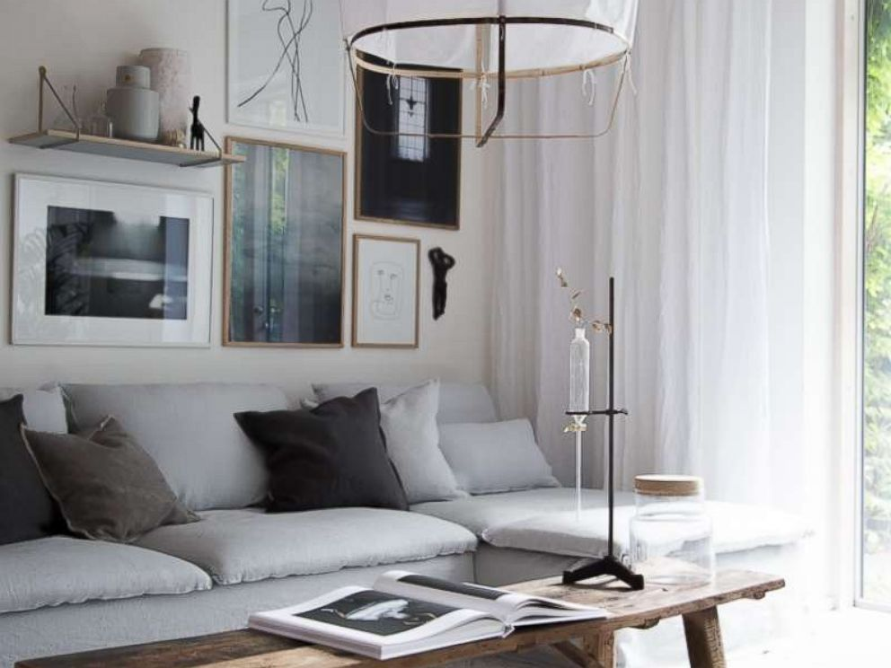 PHOTO: Niki Brantmarks home in Sweden demonstrates the Lagom design philosophy.