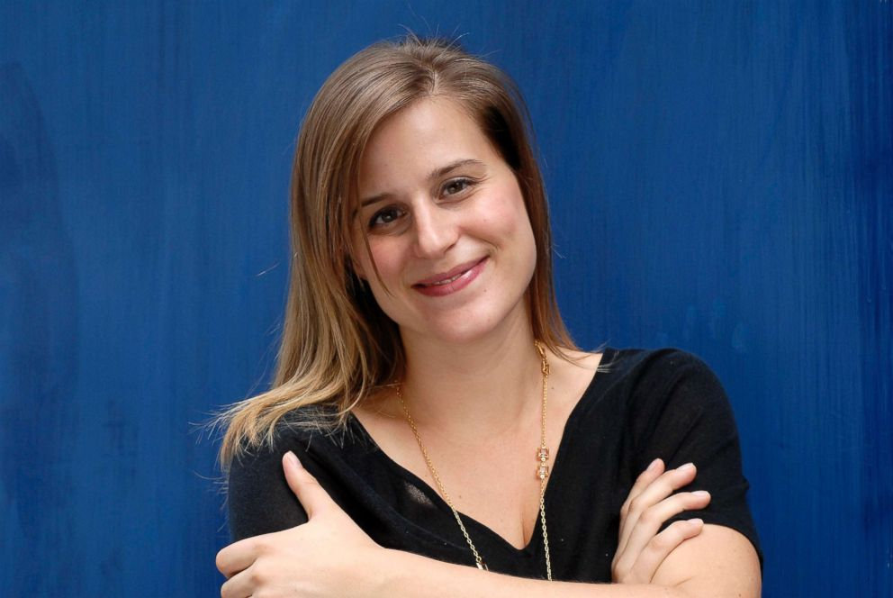 PHOTO: Writer Lauren Groff poses during a portrait session held in this Sept. 23, 2010 file photo in Paris.