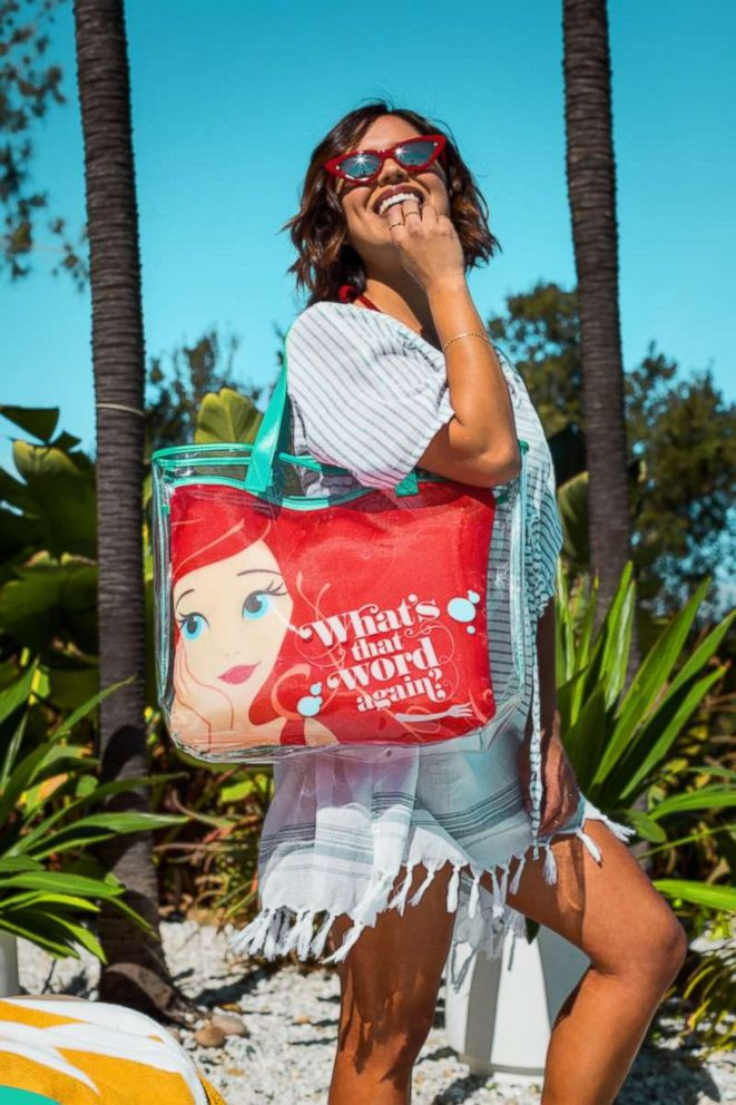 PHOTO: This Ariel Tote Bag is selling for $24.95 on ShopDisney.