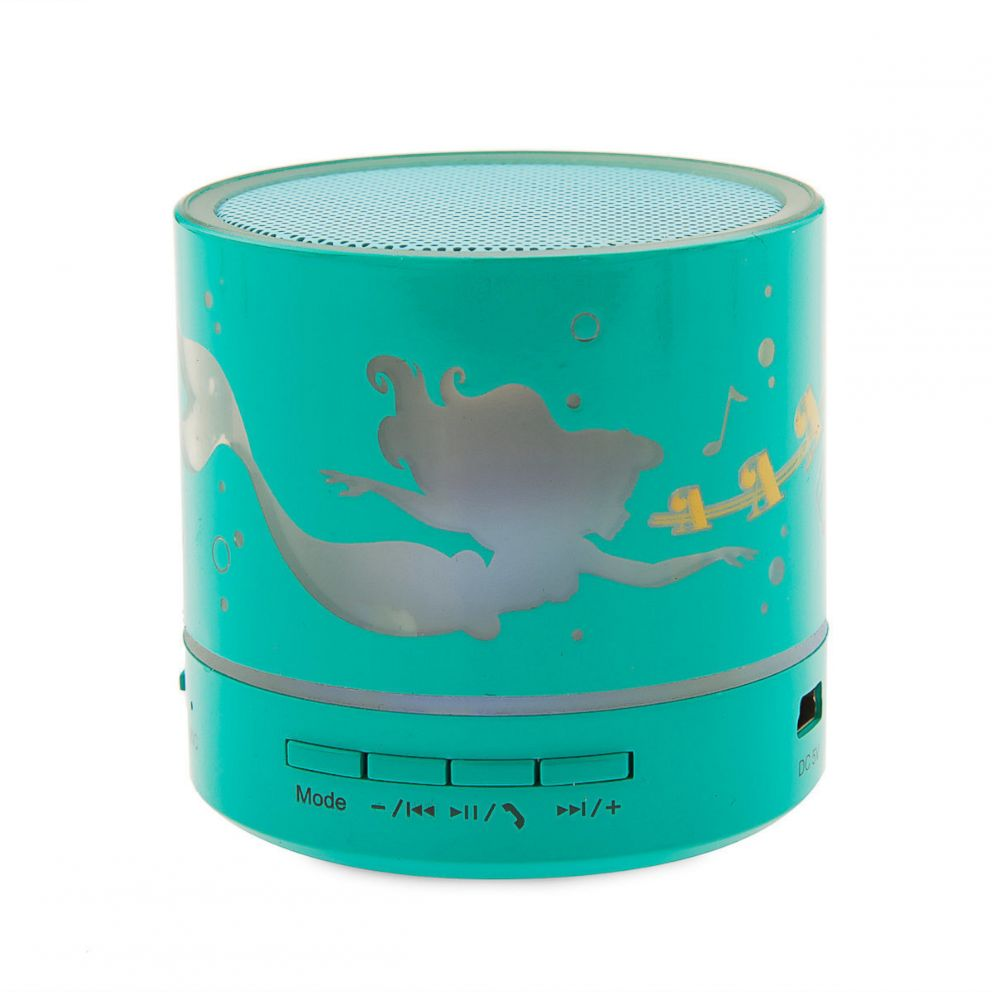 PHOTO: The Little Mermaid Light-Up Bluetooth speaker is selling for $29.95 on the ShopDisney website.